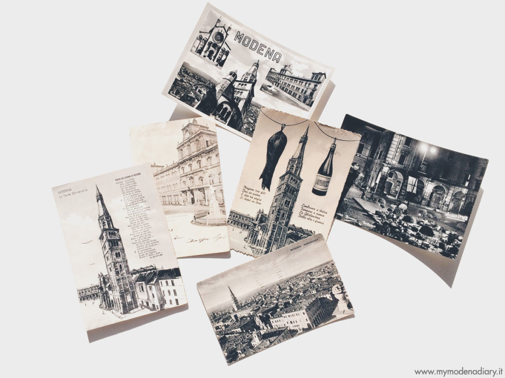 vintage modena L'Antico in Piazza Grande My Modena Diary