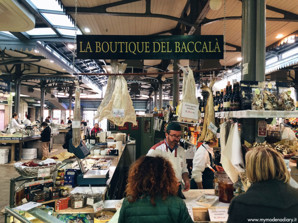 Market Stories in Modena - Albinelli Market