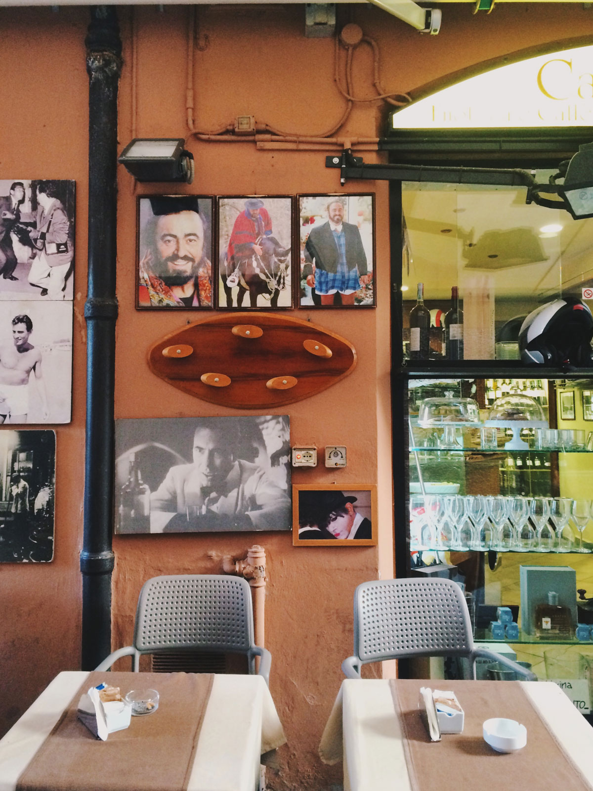 Café in Modena - Cappuccino Bar