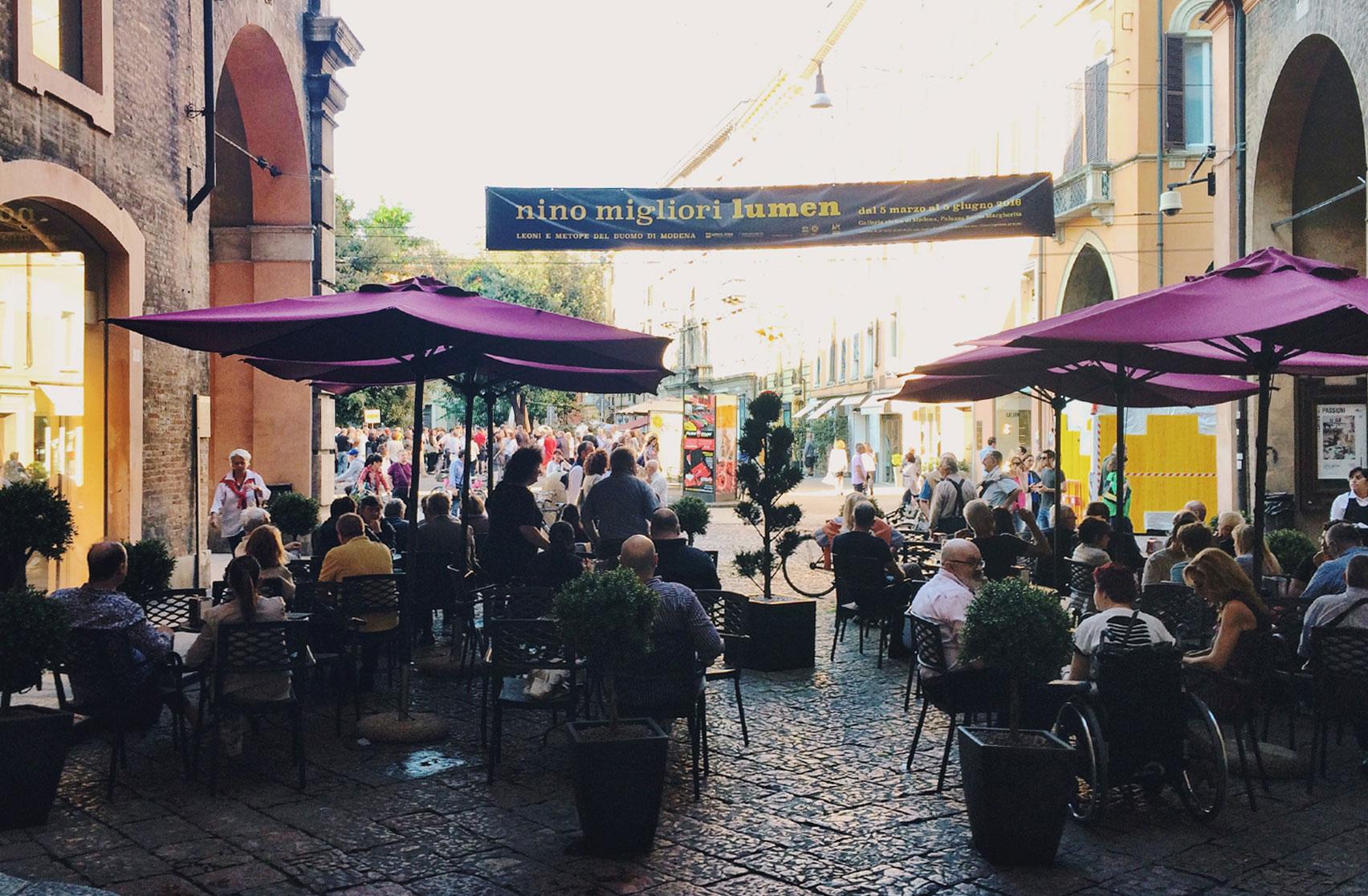 Café in Modena - Café dell'Orologio