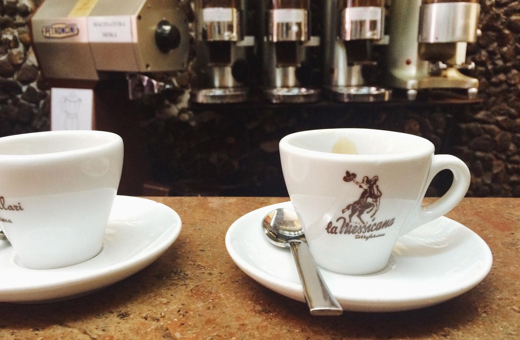 Café in Modena - Torrefazione La Mexicana