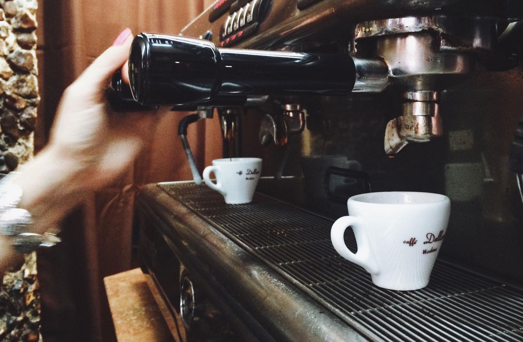 Café in Modena - La Mexicana