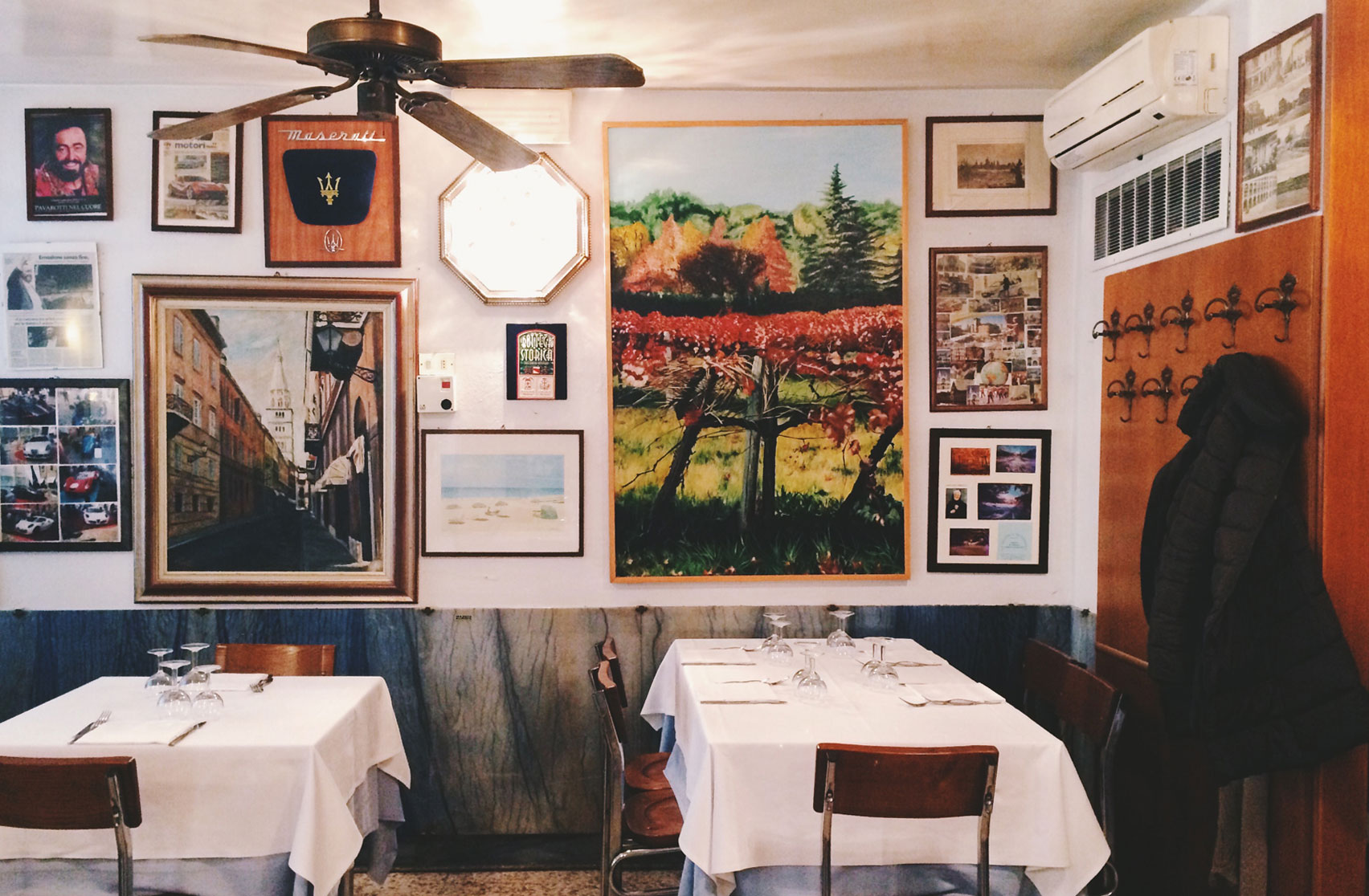 ristoranti tipici modena Trattoria da Omer MyModenaDiary