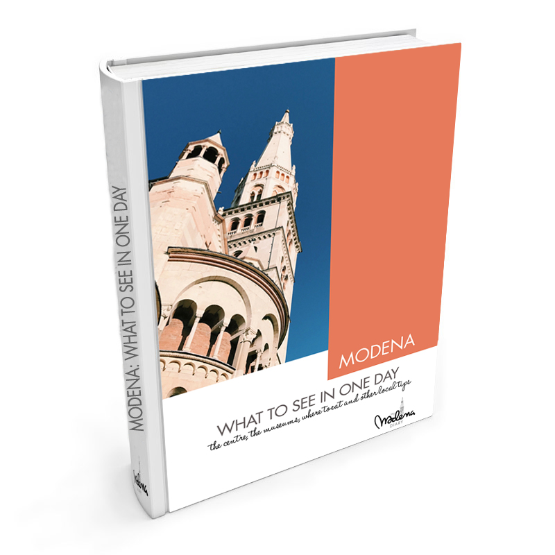 Download now my ebook about Modena for free