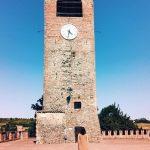 the clock towerLa bellissima torre dellorologio di Castelvetro  cihellip