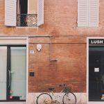 daily life in ModenaAh! Quanto mi piacciono le bici parcheggiatehellip