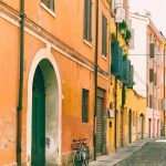 color perfection of a typical Italian city I colori dihellip