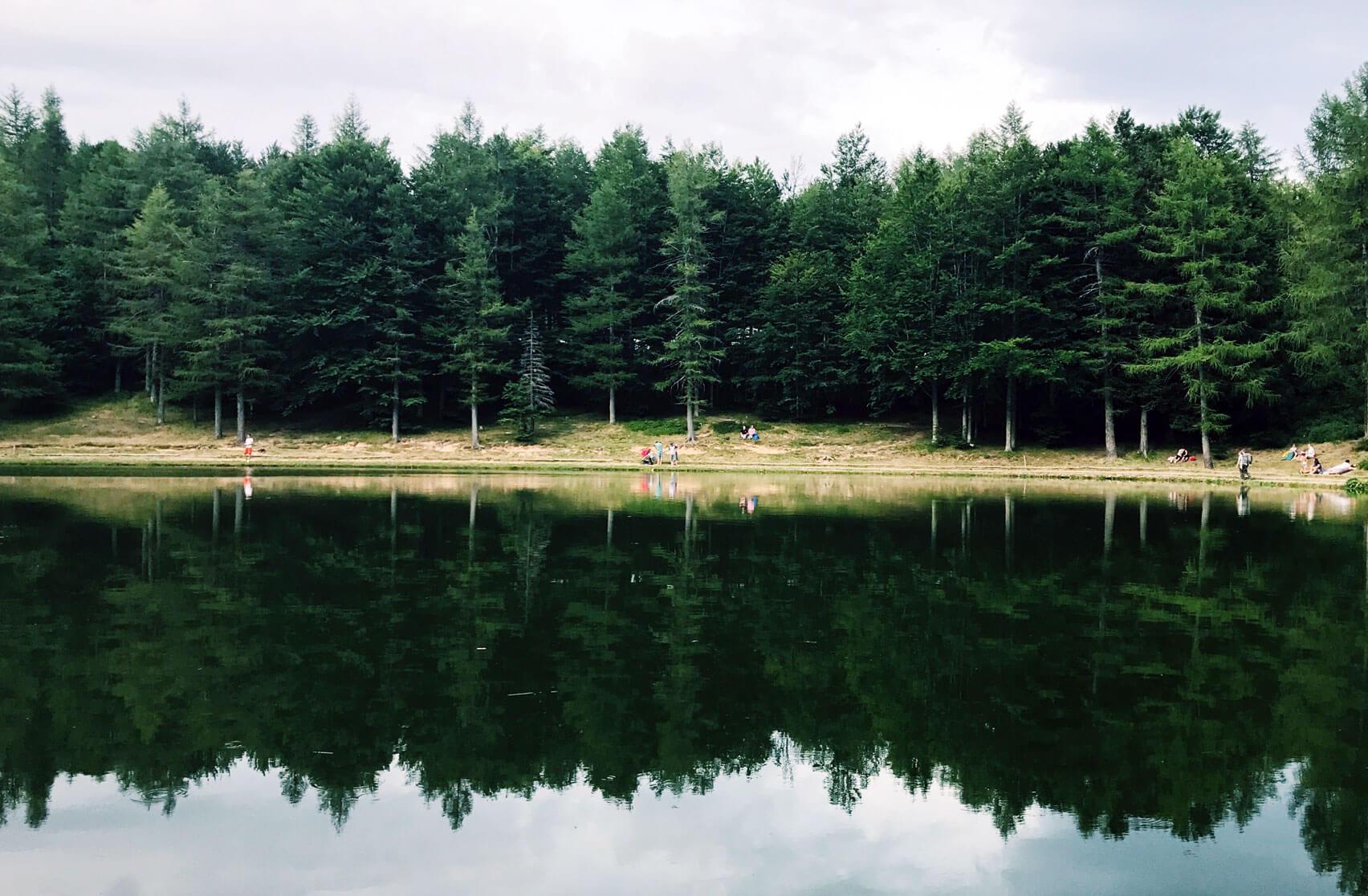 Modena e Dintorni Lago della Ninfa Sestola