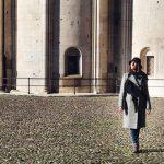kissed by the sun in Piazza Grande  Adoro passeggiarehellip