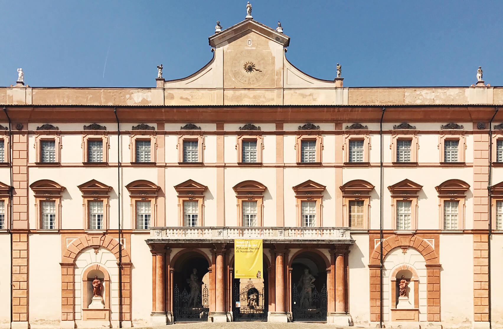 5 sfumature di Modena_Tour_Modena_PalazzoDucaleSassuolo