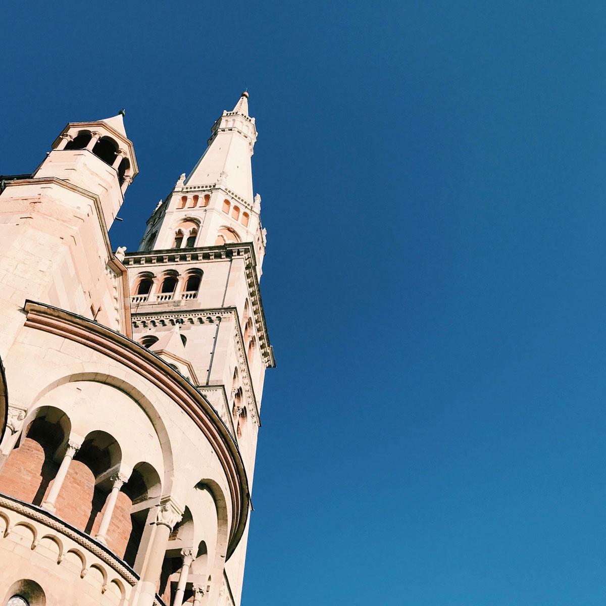 My Modena Diary's Experience: Visit Modena