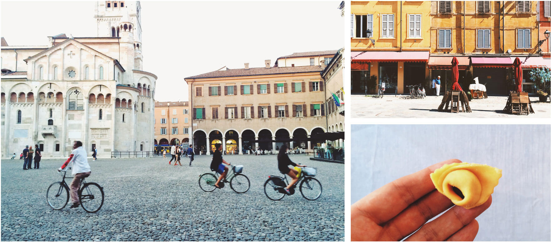 My Modena Diary's Experiences: Pasta Experience in Modena & City Tour