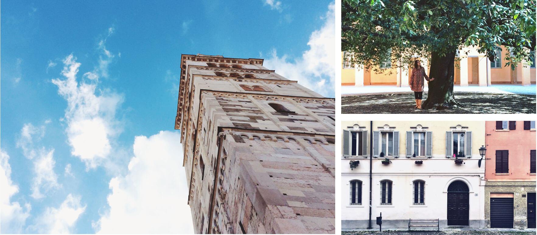 My Modena Diary's Experience: Pasta Experience in Modena & CityTour