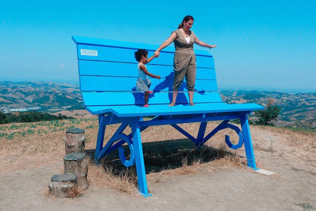big bench di modena my modena diary